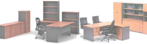 Tough & Modern Office Furniture