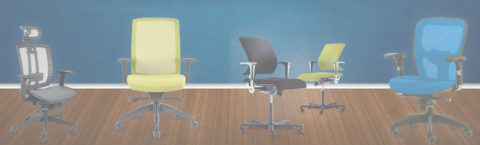 Ergonomic Design & Long Life Chairs
