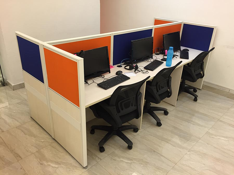 Modular-Workstation-6-seater-A