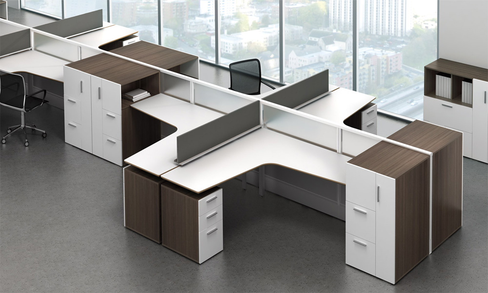 Office Modular Furniture Delhi