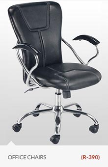 Black-delhi-office-chair-list-price