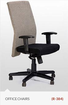 india-black-chair-office