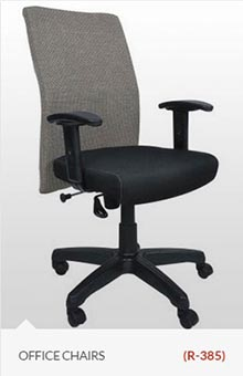 Black-designer-Chair-In-Delhi